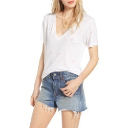 Women's Rails Cara Tee, Size Small - White