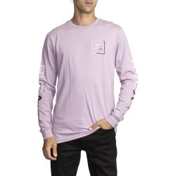 Men's Rvca Segment Long Sleeve T-Shirt found on MODAPINS from Nordstrom for USD $30.00