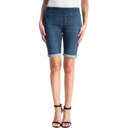 Women's Liverpool Sienna Pull-On Denim Bermuda Shorts found on MODAPINS from Nordstrom for USD $59.00