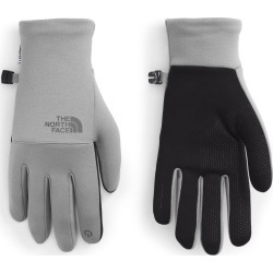Women's The North Face Etip Gloves, Size X-Small - Grey found on Bargain Bro India from Nordstrom for $45.00