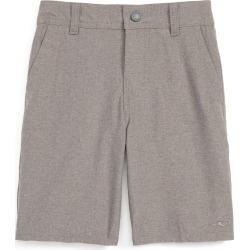 Toddler Boy's O'Neill Loaded Heather Hybrid Board Shorts, Size 2T - Grey found on Bargain Bro Philippines from Nordstrom for $36.00