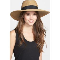 Women's Eric Javits 'Daphne' Broad Brim Fedora - found on Bargain Bro India from Nordstrom for $325.00