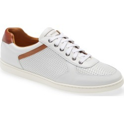 Men's Magnanni Echo Lo Ii Sneaker, Size 9.5 M - White found on Bargain Bro from Nordstrom for USD $227.24