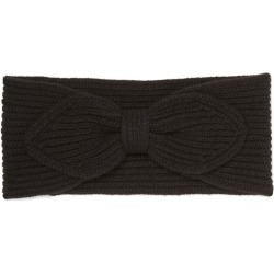 Kate Spade New York Pointy Bow Headband, Size One Size - Black found on Bargain Bro India from Nordstrom for $42.00
