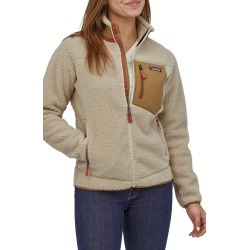 Women's Patagonia Classic Retro-X Fleece Jacket, Size Large - Beige found on Bargain Bro India from Nordstrom for $199.00