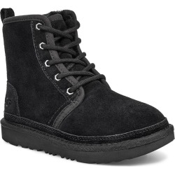 Boy's UGG Harkley Lace-Up Boot, Size 2 M - Black found on Bargain Bro India from LinkShare USA for $119.95
