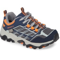 Toddler Boy's Merrell Moab Fst Waterproof Sneaker, Size 10.5 M - Blue found on Bargain Bro Philippines from Nordstrom for $57.95