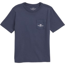 Toddler Boy's Vineyard Vines California Whale Pocket T-Shirt, Size 2T - Blue found on Bargain Bro India from Nordstrom for $29.50