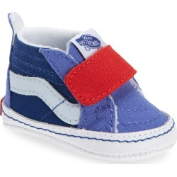 Infant Girl's Vans Sk8-Hi Colorblock Crib Sneaker, Size 3 M - Blue found on Bargain Bro India from Nordstrom for $31.95