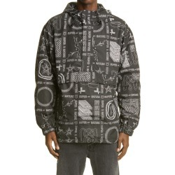 Men's Ksubi Satana Pullover, Size Small - Black found on MODAPINS from Nordstrom for USD $138.00