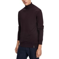 Men's Scotch & Soda Classic Turtleneck, Size X-Large - Burgundy found on MODAPINS from Nordstrom for USD $44.55