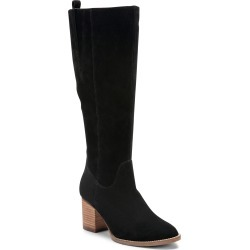 Women's Blondo Nikki Waterproof Knee High Waterproof Boot, Size 11 M - Black found on MODAPINS from Nordstrom for USD $179.95