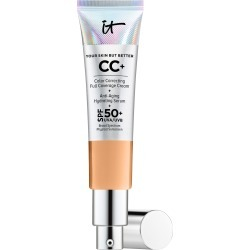 It Cosmetics Cc+ Color Correcting Full Coverage Cream Spf 50+, Size 1.08 oz - Neutral Tan found on Bargain Bro from Nordstrom for USD $30.02