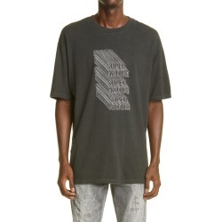 Men's Ksubi 3D Super Nature Men's Graphic Tee, Size X-Large - Black found on MODAPINS from Nordstrom for USD $54.00