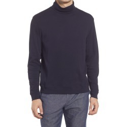 Men's Ted Baker London Humour Turtleneck, Size 6 - Blue found on MODAPINS from Nordstrom for USD $119.00