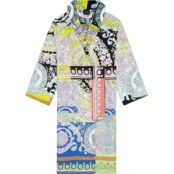 Women's Versace Bath Robe, Size Large - Blue found on Bargain Bro Philippines from Nordstrom for $1325.00
