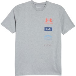 Men's Under Armour Originators Graphic Tee, Size X-Large - Grey found on Bargain Bro India from LinkShare USA for $25.00
