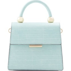 Aldo Triewiel Faux Leather Handbag - Green found on MODAPINS from Nordstrom for USD $55.00