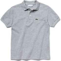 Toddler Boy's Lacoste Pique Cotton Polo, Size 3Y - Grey found on Bargain Bro Philippines from Nordstrom for $45.00
