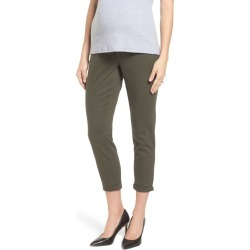 Women's 1822 Denim Crop Skinny Maternity Jeans found on MODAPINS from Nordstrom for USD $59.00