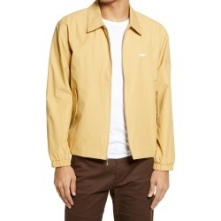 Men's Obey Aphex Jacket, Size Large - Brown found on MODAPINS from Nordstrom for USD $58.80