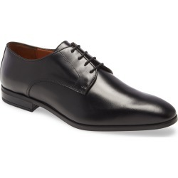 Men's Ted Baker London Watele Water Resistant Plain Toe Derby, Size 14US - Black found on Bargain Bro from Nordstrom for USD $171.00