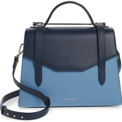 Strathberry Midi Tricolor Allegro Calfskin Leather Tote - Blue found on Bargain Bro Philippines from Nordstrom for $825.00