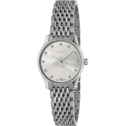 Women's Gucci G-Timeless Bee Bracelet Watch, 29mm found on Bargain Bro India from Nordstrom for $1300.00