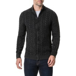 Men's Rodd & Gunn Northope Cable Zip Cardigan found on MODAPINS from Nordstrom for USD $248.00