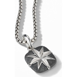Men's David Yurman Maritime North Star Cushion Pendant found on Bargain Bro India from Nordstrom for $350.00