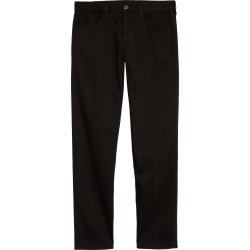 Men's Giorgio Armani Slim Fit Garbardine Jeans, Size 32 - Black found on MODAPINS from LinkShare USA for USD $625.00