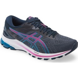Women's Asics Gt-1000 10 Running Shoe, Size 6.5 M - Blue found on Bargain Bro from Nordstrom for USD $76.00