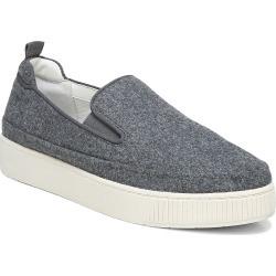 Women's Franco Sarto Homer 4 Platform Slip-On Sneaker, Size 6 M - Grey found on Bargain Bro from Nordstrom for USD $45.59