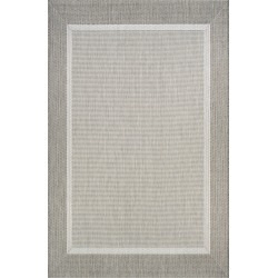Couristan Stria Texture Indoor/outdoor Rug, Size 2ft 3in x 7ft 10in - Beige found on Bargain Bro Philippines from LinkShare USA for $69.00
