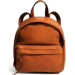 Madewell Mini Lorimer Leather Backpack - Brown found on Bargain Bro India from Nordstrom for $94.90