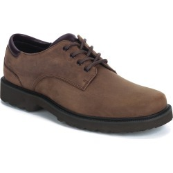 Men's Rockport Northfield Waterproof Plain Toe Derby, Size 13 W - Brown found on Bargain Bro India from Nordstrom for $89.95