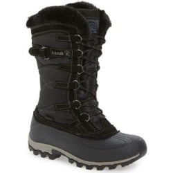 Women's Kamik Snowvalley Waterproof Boot With Faux Fur Cuff found on MODAPINS from Nordstrom for USD $119.95
