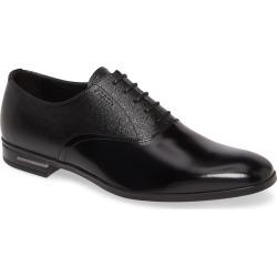 Men's Prada Spazzalato Plain Toe Oxford Derby found on MODAPINS from Nordstrom for USD $690.00