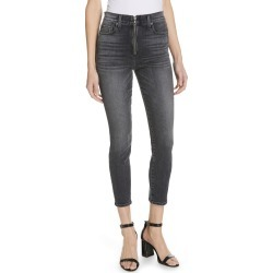 Women's Alice + Olivia Jeans Good Exposed Zip Ankle Skinny Jeans found on MODAPINS from Nordstrom for USD $164.98