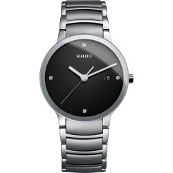 Rado Centrix Diamond Bracelet Watch, 38mm found on Bargain Bro India from Nordstrom for $1175.00