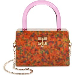 Edie Parker Miss Mini Acrylic Box Bag - Orange found on MODAPINS from Nordstrom for USD $1295.00
