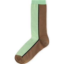 Women's Ganni Colorblock Crew Socks found on MODAPINS from Nordstrom for USD $35.00