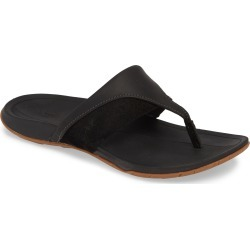 Women's Chaco Hermosa Flip Flop, Size 11 M - Black found on Bargain Bro India from LinkShare USA for $79.95