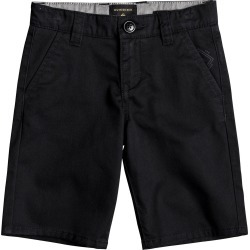 Toddler Boy's Quiksilver Everyday Union Stretch Shorts, Size 2T - Black found on Bargain Bro India from Nordstrom for $35.00