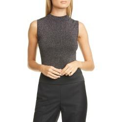 Women's Boss Metallic Wool Blend Sleeveless Sweater found on MODAPINS from Nordstrom for USD $79.20