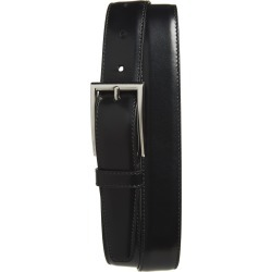Men's Prada Vitello Lux Leather Belt, Size 100 EU - Black found on Bargain Bro Philippines from Nordstrom for $395.00