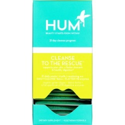 Hum Nutrition Cleanse To The Rescue 21-Day Cleanse Regimen
