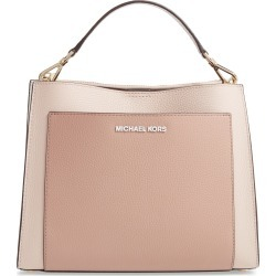 617a8f87e804 Michael Michael Kors Medium Gemma Colorblock Leather Satchel - found on  MODAPINS from Nordstrom for USD