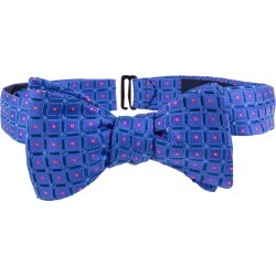 Men's Ted Baker London Tonal Squares Bow Tie, Size One Size - Blue found on Bargain Bro Philippines from Nordstrom for $59.50