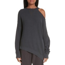 Women's R13 Distorted Sweatshirt found on MODAPINS from Nordstrom for USD $395.00